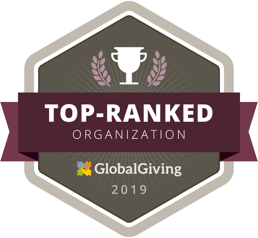 zahana is top ranked by GlobalGiving