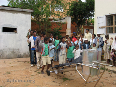 BlazingTubeSolarAppliance
