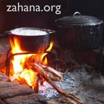 Traditional cookstove in madagascar