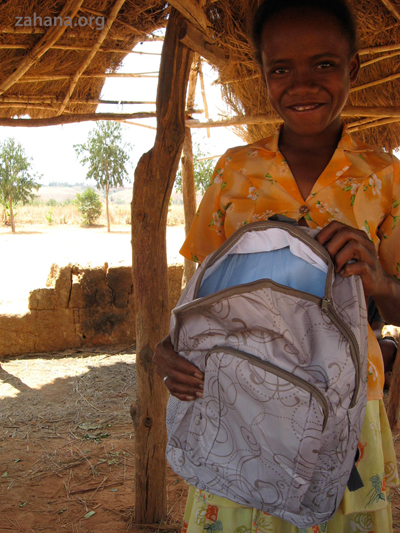 All they need to get ready for secondary school –www.zahana.org